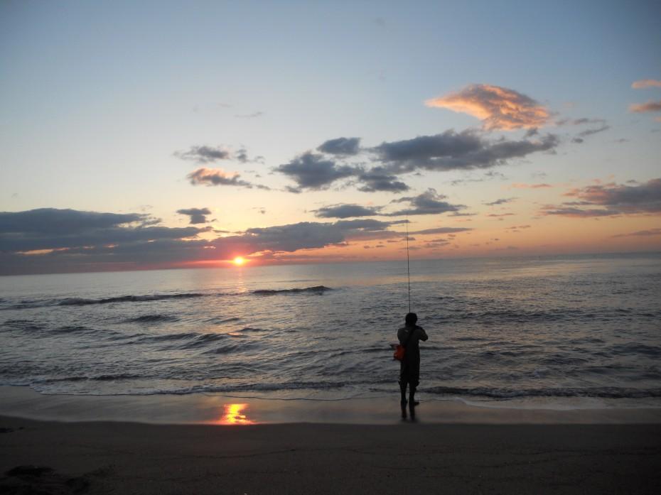 釣り人 ④ (2014.11.16)